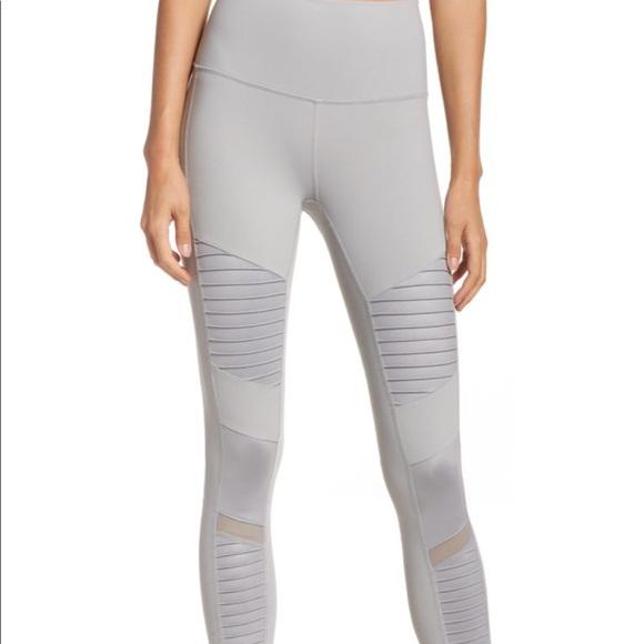 c115138aaa5da Victoria's Secret Pants | Victoria Sport Moto Knockout Leggings ...